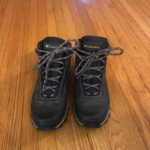 Boys Columbia Hiking Boots